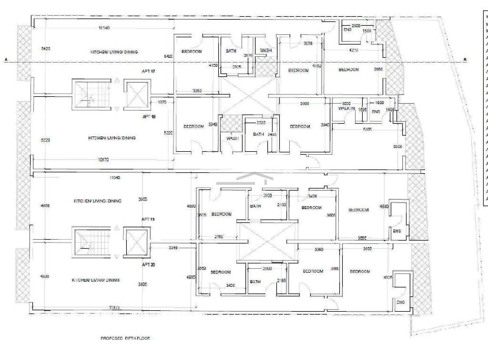 011AT08719–On plan Apartment