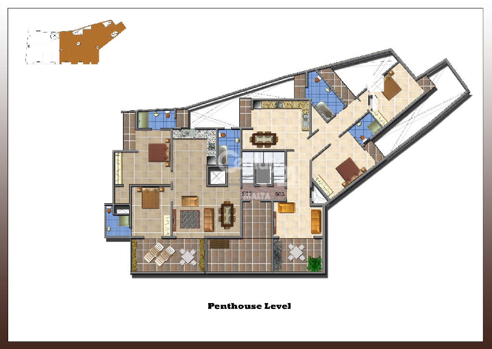 011CF09761–Finished Penthouse