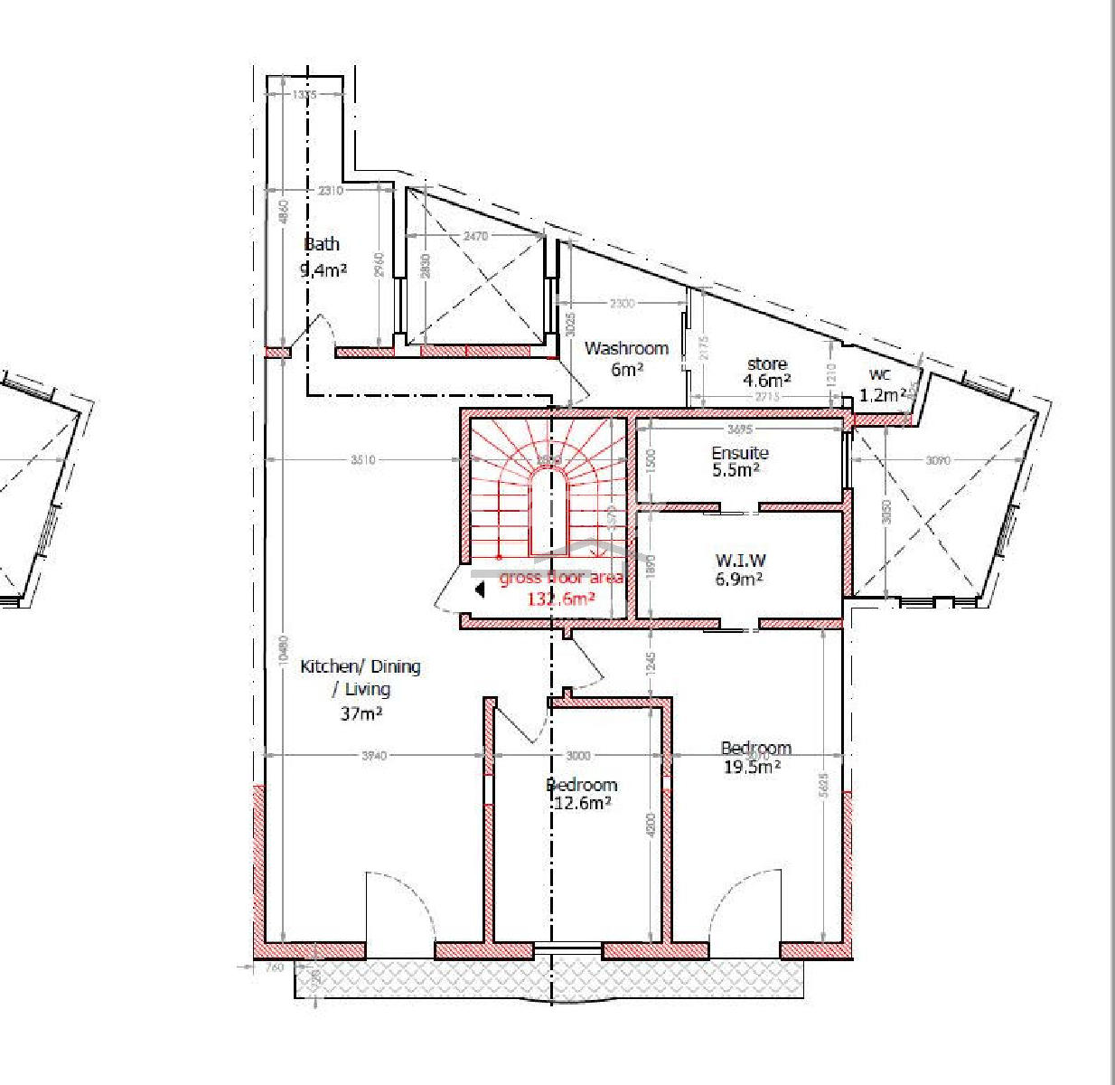 013CF09879–Finished Apartment