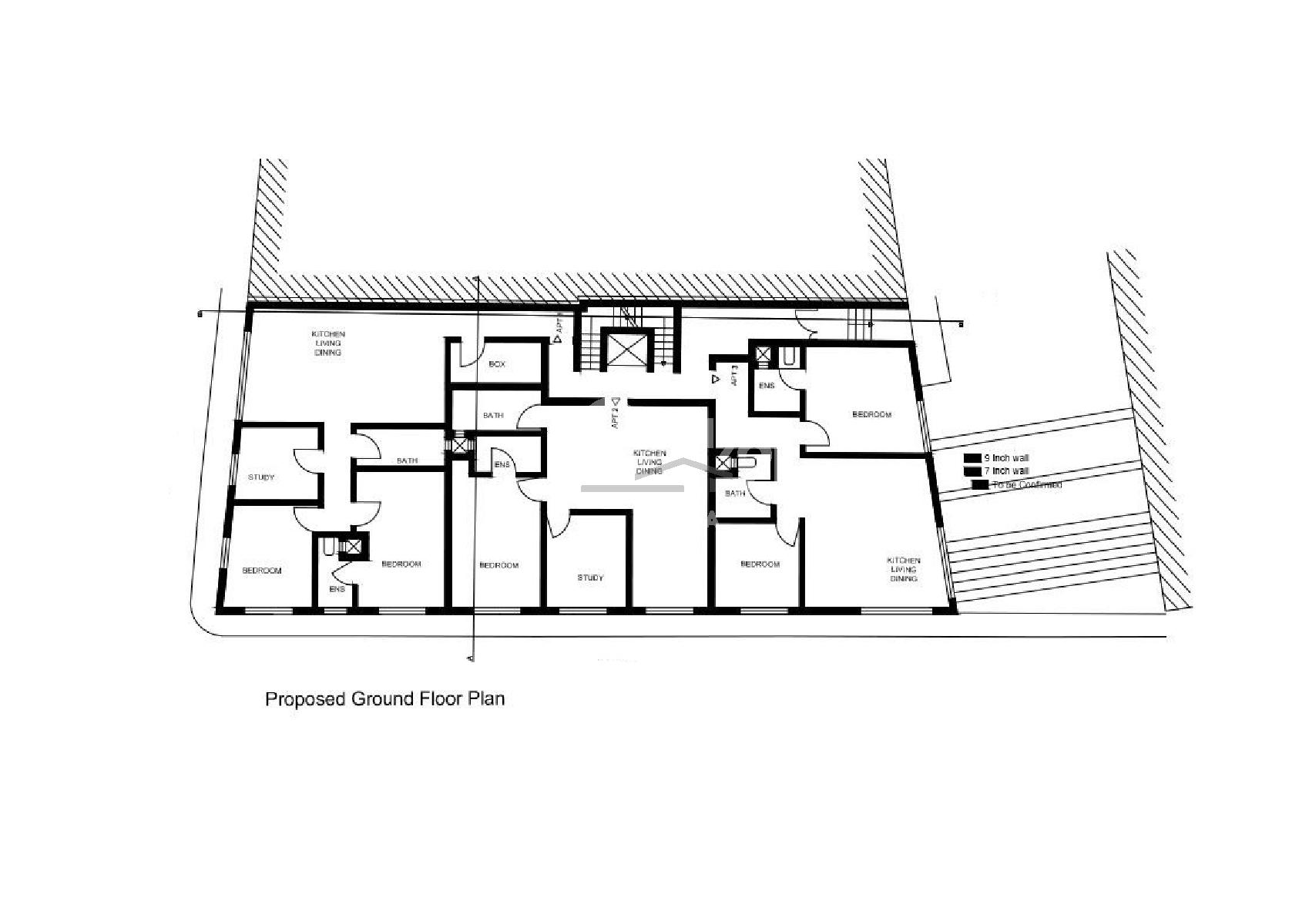 013CF11465–Finished Apartment