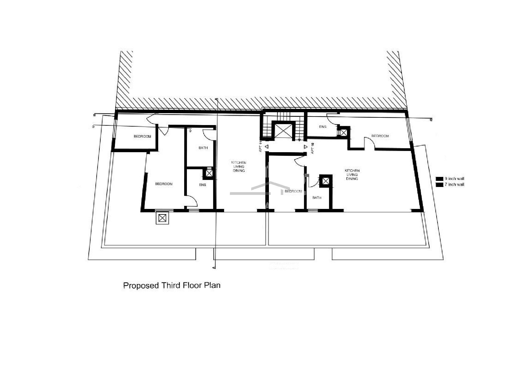 013CF11467–Finished Apartment