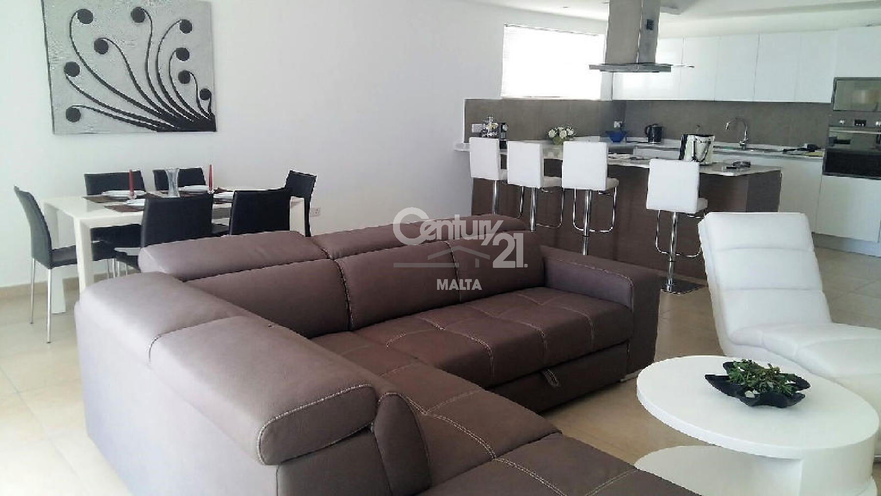 023AT09287–Sliema, Furnished Apartment